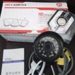Vodootporna IP kamera EV-IP5158 (Sličice 2)